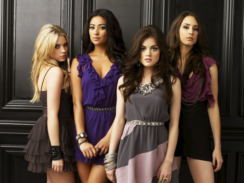 Screenshot №1 pro téma Pretty Little Liars 1024x768