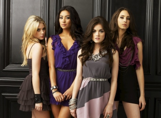 Pretty Little Liars papel de parede para celular para Fullscreen Desktop 1024x768