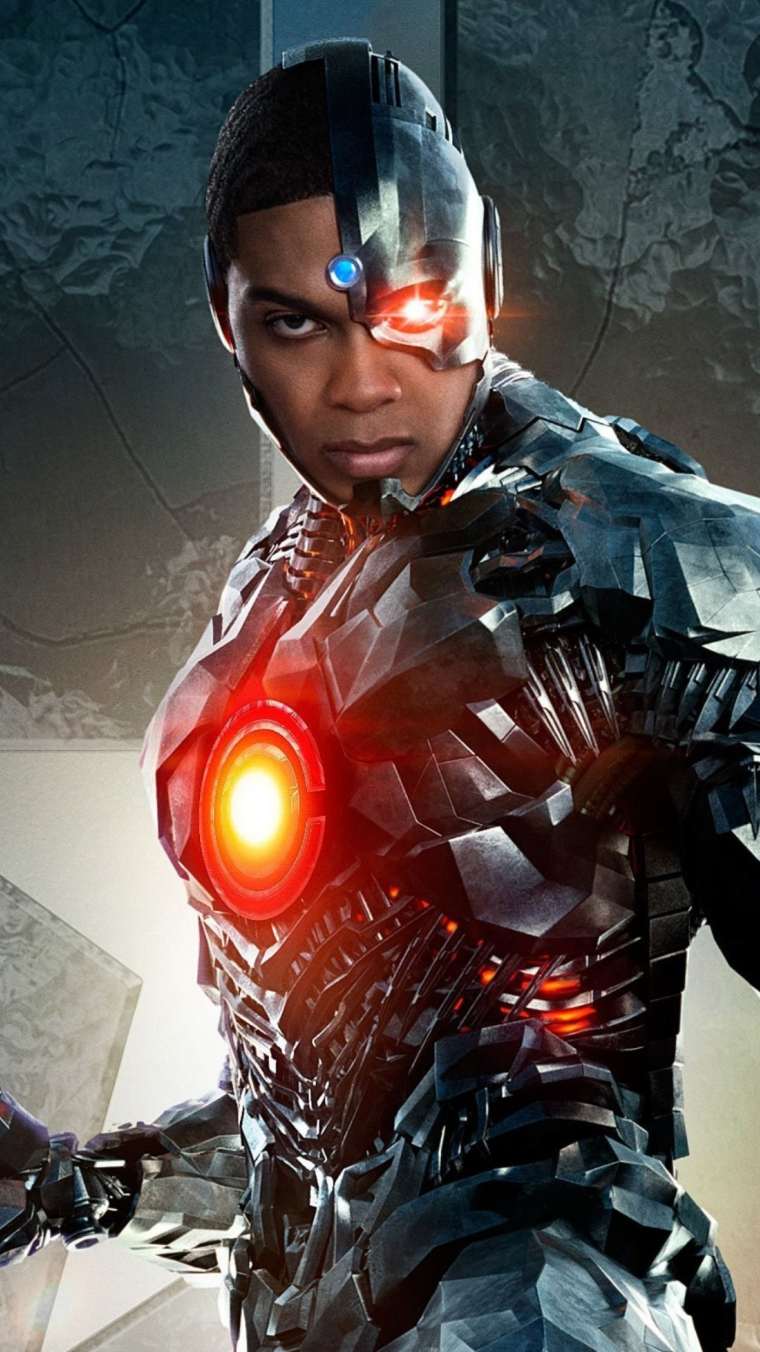 Screenshot №1 pro téma Cyborg Justice League 1080x1920