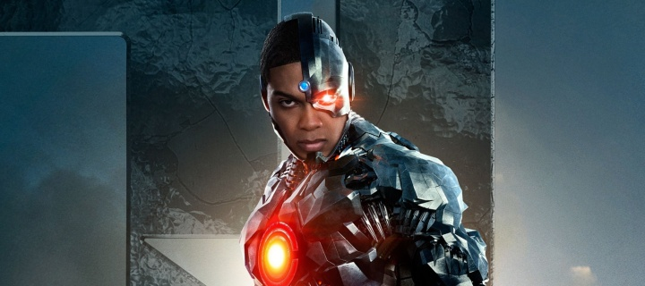 Screenshot №1 pro téma Cyborg Justice League 720x320