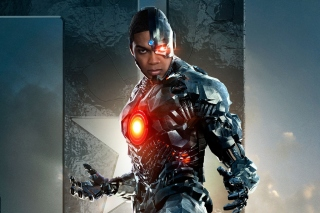 Cyborg Justice League Picture for Android, iPhone and iPad