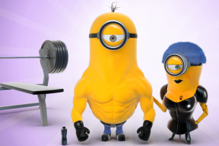 Free Minions Picture for Android, iPhone and iPad