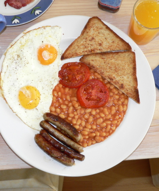 English Breakfast sfondi gratuiti per Nokia Lumia 925