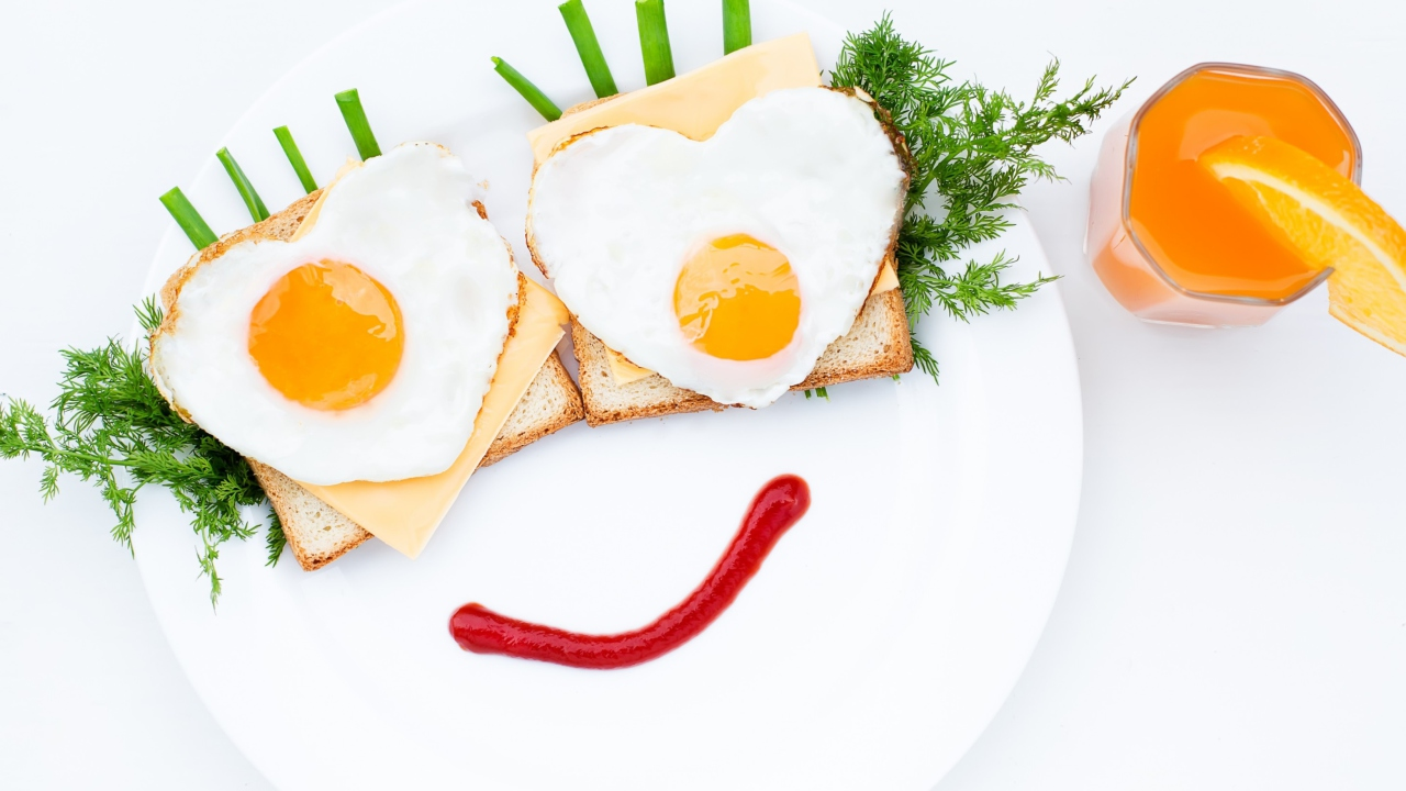 Creative Breakfast For Loved One