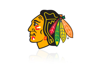 Chicago Blackhawks NHL papel de parede para celular