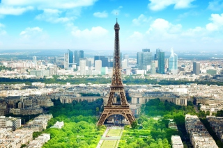 Eiffel Tower Wallpaper for Android, iPhone and iPad