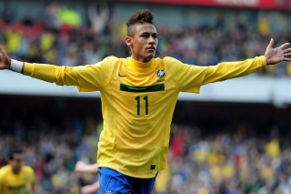 Neymar Background for Android, iPhone and iPad