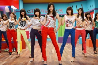 Girls Generation sfondi gratuiti per cellulari Android, iPhone, iPad e desktop
