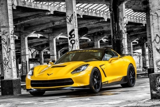 Chevrolet Corvette Stingray Picture for Android, iPhone and iPad