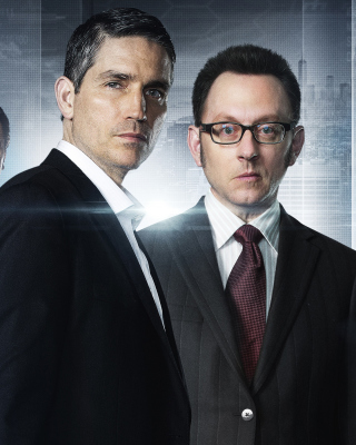 Person of Interest Wallpaper for Nokia C2-01
