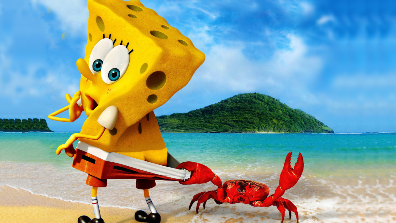 Spongebob And Crab