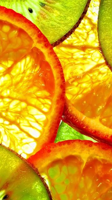 Fruit Slices for Nokia C5-05