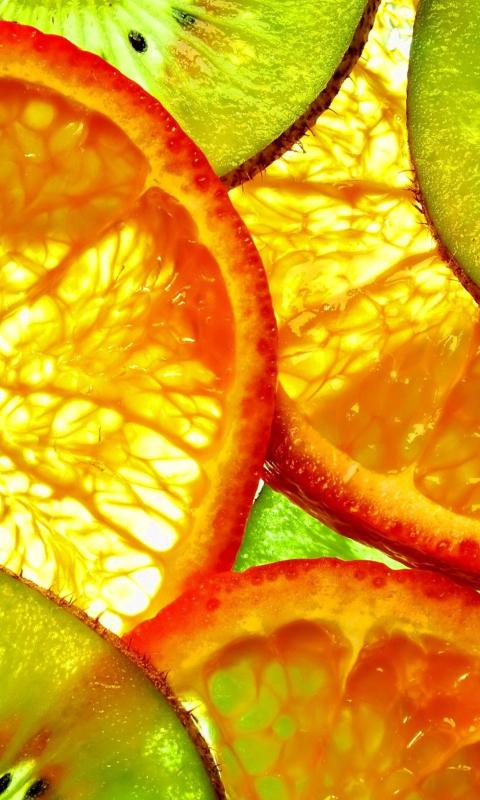Fruit Slices per Nokia Lumia 800