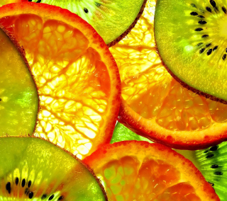Fruit Slices - Fondos de pantalla gratis para iPad mini 2