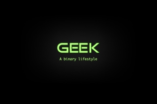 Geek Lifestyle Picture for Android, iPhone and iPad