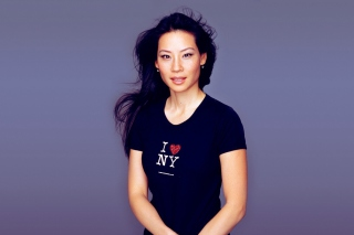 Lucy Liu I Love Ny T-Shirt Picture for Android, iPhone and iPad
