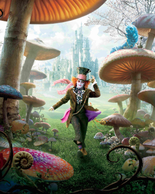 Alice In Wonderland Movie Picture for iPhone 6 Plus