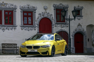 Free BMW M4 F82 GTS Picture for Android, iPhone and iPad