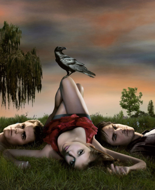 Free Vampire Diaries Picture for iPhone 6 Plus