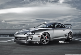 Toyota Supra Wallpaper for Android 960x800