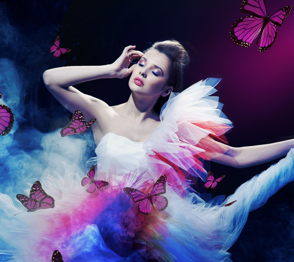 Girl Fantasy para Sony Ericsson XPERIA PLAY
