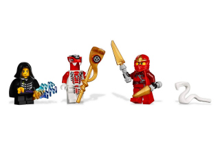 Lego Ninjago Minifigure sfondi gratuiti per cellulari Android, iPhone, iPad e desktop