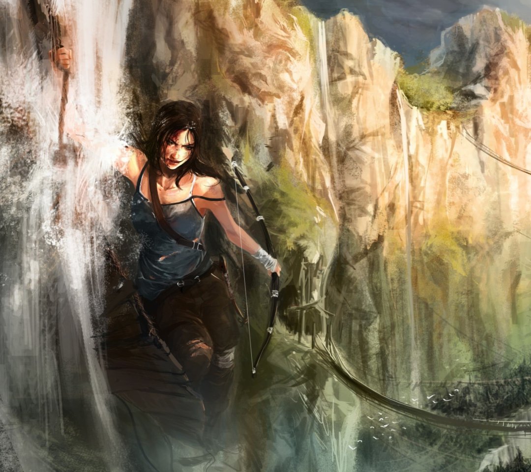 Lara Croft Tomb Raider para Motorola Photon 4G