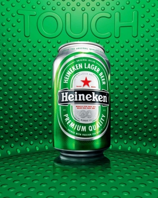 Heineken Beer Background for Nokia Asha 311