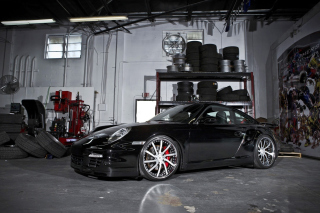 Porsche 911 Carrera Wallpaper for HTC EVO 4G