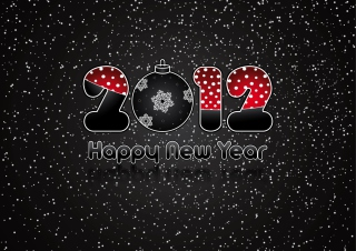 Happy New Year Wallpaper for Android, iPhone and iPad