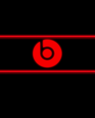 Beats Studio Headphones by Dr Dre papel de parede para celular para iPhone 4S