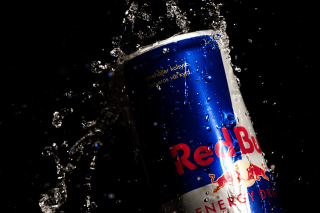 Red Bull Can Picture for Android, iPhone and iPad