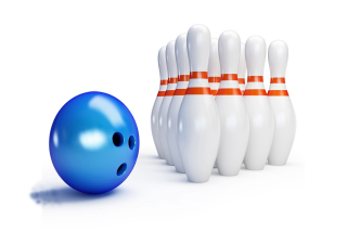 3D Bowling sfondi gratuiti per cellulari Android, iPhone, iPad e desktop