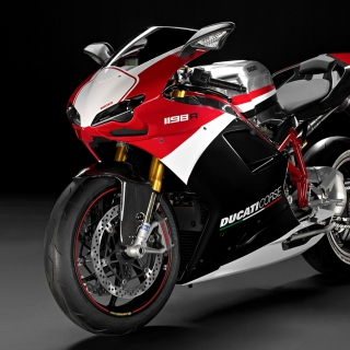 Superbike Ducati 1198 R Wallpaper for 2048x2048
