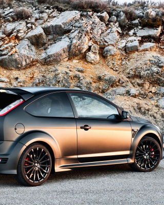 Ford Focus RS500 Background for Nokia Asha 311