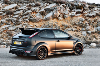 Ford Focus RS500 sfondi gratuiti per Android 480x800