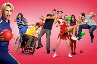 Glee Season 5 Wallpaper for Android, iPhone and iPad
