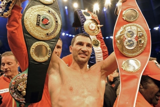 Free Wladimir Klitschko Boxer Picture for Android, iPhone and iPad
