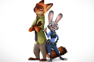 Zootopia Cartoon Picture for Android, iPhone and iPad