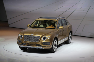 Free Bentley Bentayga Picture for Android, iPhone and iPad