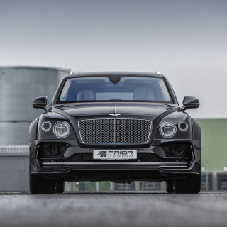 Bentley Bentayga SUV sfondi gratuiti per iPad mini
