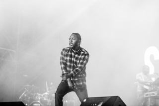 Kendrick Lamar Picture for Samsung Galaxy Tab 4G LTE
