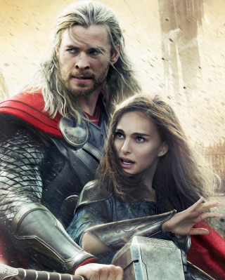 Thor The Dark World Movie papel de parede para celular para 640x960