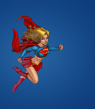 Supergirl Picture for HTC Titan