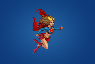 Supergirl sfondi gratuiti per cellulari Android, iPhone, iPad e desktop