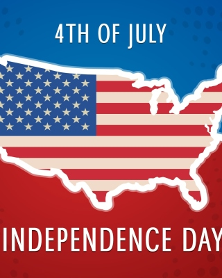 4th of July, Independence Day sfondi gratuiti per iPhone 4S