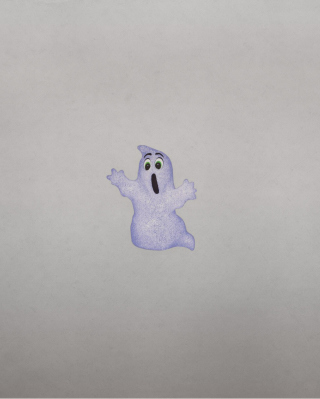 Free Funny Ghost Illustration Picture for Nokia C2-06