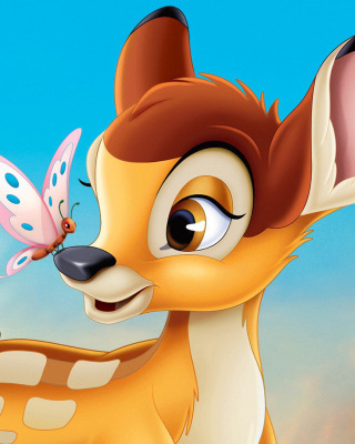 Free Bambi Picture for Nokia C1-01