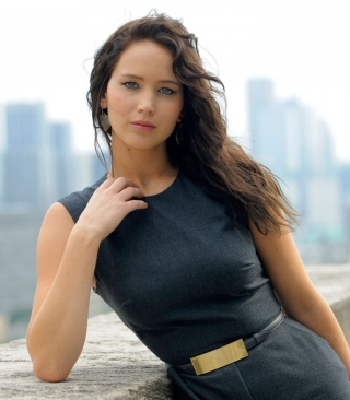 Jennifer Lawrence Picture for Nokia C1-01