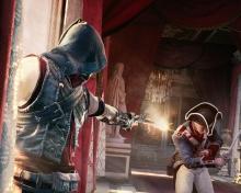 Arno Dorian - The Assassin's Creed para Samsung 222 Ch@t